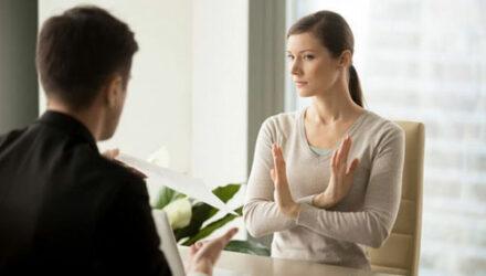 Учитесь говорить «Нет». 7 способов, как это сделать правильно