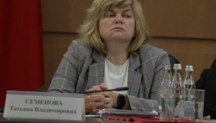 Татьяна Семенова расшифровала понятие «портфолио медработника»