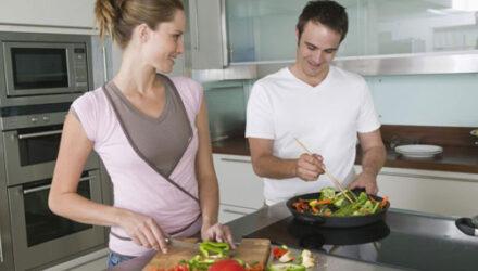 Как перейти на здоровое и правильное питание