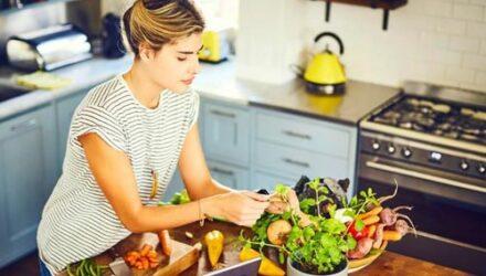 Правильное питание — залог крепкого здоровья